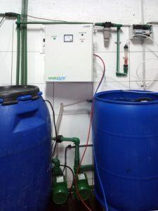 Primer tambo en Argentina con Agua Electroactivada: Tambo Gilli Villa María